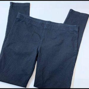 Gap Dark Wash Pull on Jean Look Legging